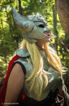 I am Thor by MimiruCosplayDiary