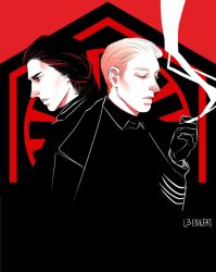 FIRST ORDER by l3earFat