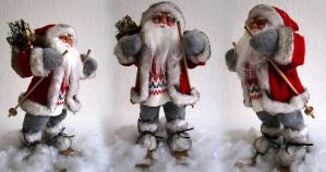 Santa Claus Pack by mrscats