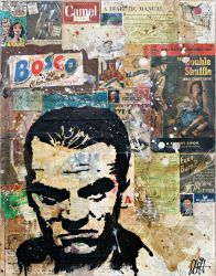 The Public Enemy (James Cagney) by OllieP