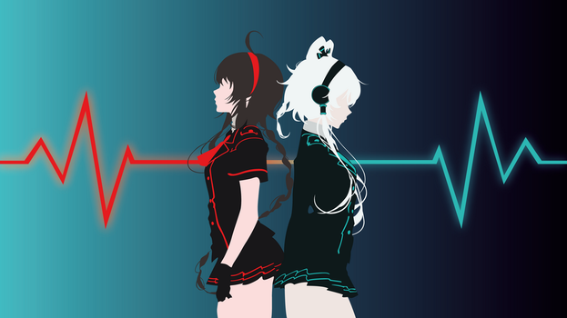 Yuezheng Ling and Luo Tianyi || Minimalistic by Antikill