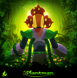 Plantman - Cover by zavraan