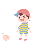 earthbound by Bunest