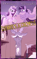 MLP : Three's a Crowd - Movie Poster by pims1978
