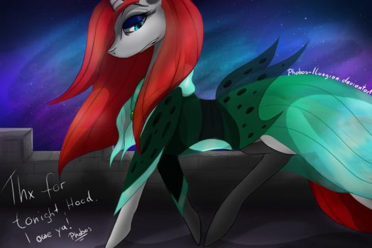 YCH Example by Phobos-Ilungian