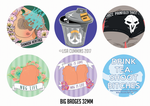 Badge Designs by BaGgY666