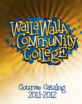 WWCC Catalog Cover 2011-12 by GoaliGrlTilDeath