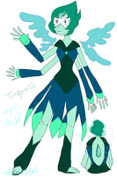 Gem Fusion - Turquoise by HezuNeutral