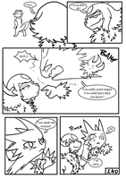 Calamitatis Loquitur - Page 15 - END by ChibiCorporation