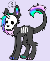Adopt i got! -v- by Intoxica-ted