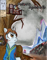 Fallout Equestria: The Hand Drawn Comic Issue 3 by L9OBL