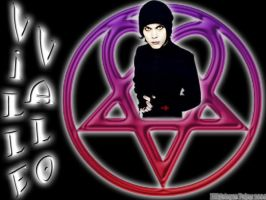 Ville Heartagram by KriticKilled
