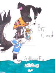 Old Art: Build-A-Bear Role Reversal by SpellboundFox