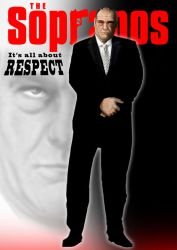 The Sopranos by PaulVincent