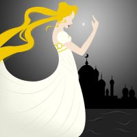 Art Deco Princess Serenity by shiory