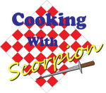 Cooking with Scorpion logo by CallMeMrA