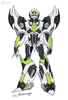Whiterage REF - Read description by Mecha-Vision