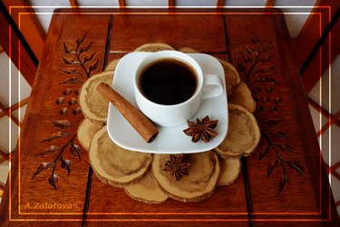 Espresso with spices 1 by AnnaZLove