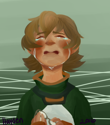 Pidge by yellowvocaloid2