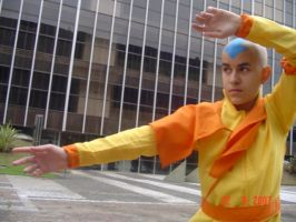 Avatar Cosplay by AugustoN4goto