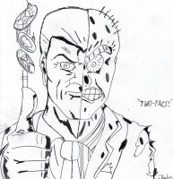 Two Face! by Arak-8