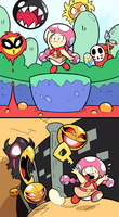 Ode To Toadette by Shenaniganza