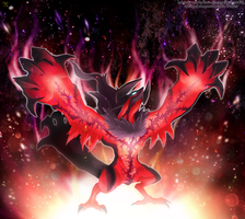 Legendary Yveltal