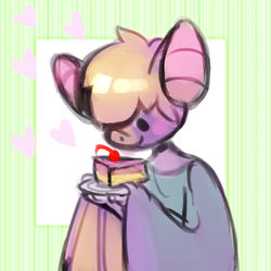 At Least I Have Cake by Welcome-To-Moonside