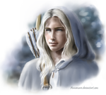 Beleg Cuthalion by annamare
