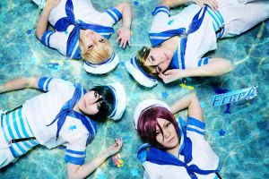 Free! spoon 2Di cover version by Asuka10
