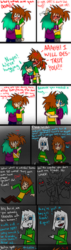 Pineapple Children Comic (Part 9) by Jolibe