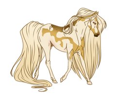 Horse Adopt 148 - Sold by Miss-Adopts