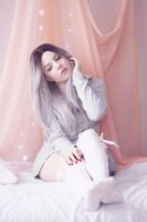pastel and grey 2. by mrzn89
