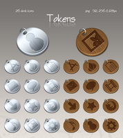 Tokens by Noctuline