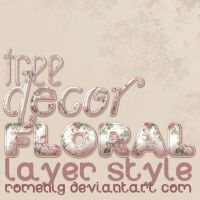 Sweet Floral Laye Style by Romenig