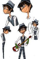 The innocent Once-ler .: sketch dump :. by MaudeDraws