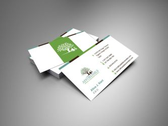 Affordable Business Card by IAKhan