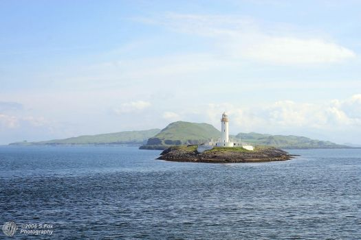 Lismore Lighthouse by FoxDesigns