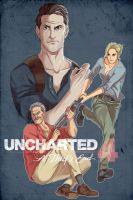Uncharted 4 - No easy way out by SeiKyo-Art