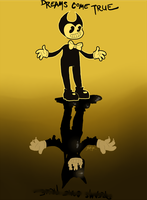 Bendy and the Ink Machine by Memingerss