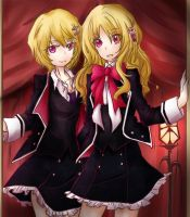 Twins Forever (CE) by Arcsol