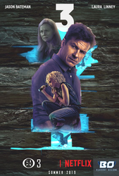 OZARK SEASON 3 POSTER( JASON BATEMAN,LAURA LINNEY) by blackoutarts