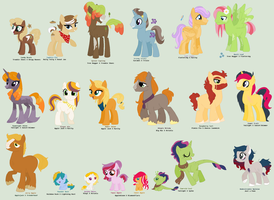 Unwanted NG designs (OPEN)-Auctions by BlueRedYellowHolla