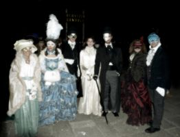 Victorian Carnival of Venice by Demyan