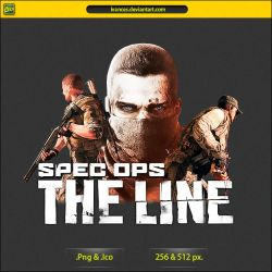 Spec Ops: The Line - ICON by IvanCEs