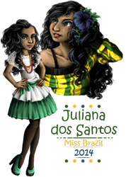 Miss Doll International 2014 - round 1 by MiaGB