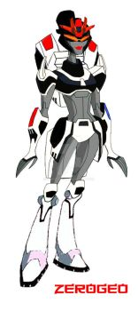 Transformers Animated OC: Pursuit by ZER0GEO