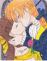 beauty and the beast _color by sexykyo