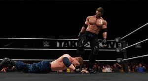 Chris vs his jobber Piers 03 by markdarko