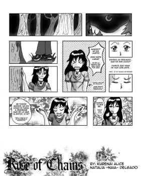 Rose of Chains - Ch 01. Page 1 by Naia-chu